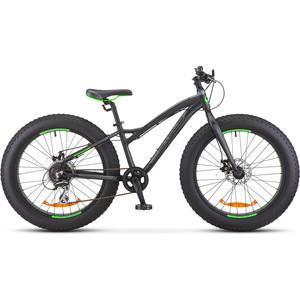 Велосипед Stels Aggressor D 24 V010 (2019) 13.5 черный
