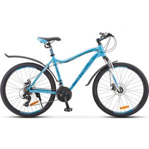 Велосипед Stels Miss 6000 MD 26 V010 (2019) 17 голубой