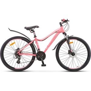 Велосипед Stels Miss 6100 D 26 V010 (2018) 15 светло красный