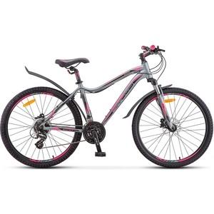 Велосипед Stels Miss 6100 D 26 V010 (2018) 17 серый