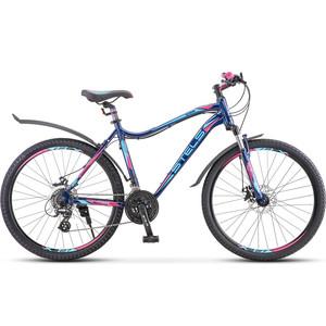 Велосипед Stels Miss 6100 MD 26 V030 (2018) 17 темно синий