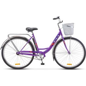 Велосипед Stels Navigator-345 28 (Z010) 20 фиолетовый