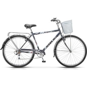 цены Велосипед Stels Navigator 350 Gent 28 Z010 (2020) 20 серый
