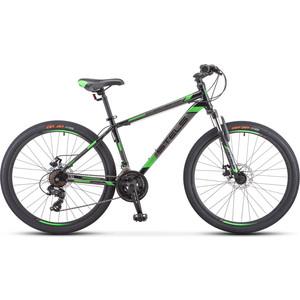 Велосипед Stels Navigator-500 MD 26 (F010) 16 черный/зеленый