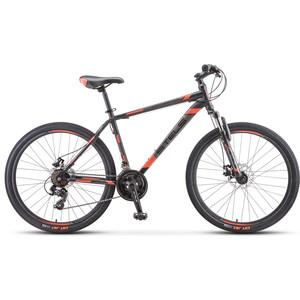 Велосипед Stels Navigator-500 MD 26 (F010) 16 черный/красный