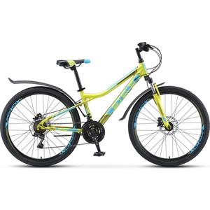 Велосипед Stels Navigator-510 D 26 (V010) 14 салатовый