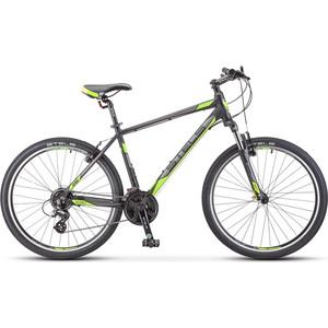 Велосипед Stels Navigator 630 V 26 K010 (2019) 18 черный/желтый