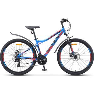 Велосипед Stels Navigator-710 MD 27.5 (V020) 18 синий/черный/красный