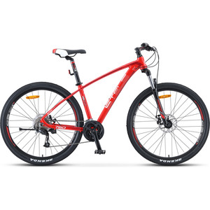 цена на Велосипед Stels Navigator 760 MD 27.5 V010 (2020) 16 красный