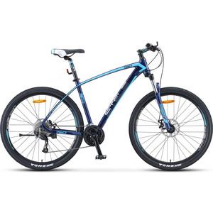 Велосипед Stels Navigator-760 MD 27.5 (V010) 19 темно-синий