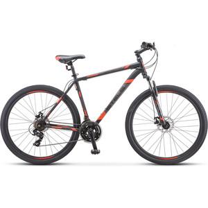 Велосипед Stels Navigator-900 MD 29 (F010) 17.5 черный/красный