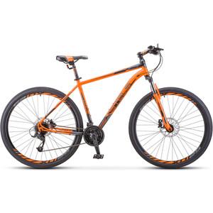 Велосипед Stels Navigator-910 D 29 (V010) 16.5 оранжевый/черный