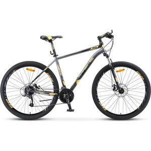 Велосипед Stels Navigator-910 MD 29 (V010) 16.5 черный/золотой