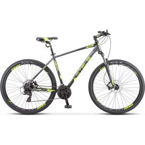 Велосипед Stels Navigator-930 D 29 (V010) 16.5 антрацитовый/черный/лайм