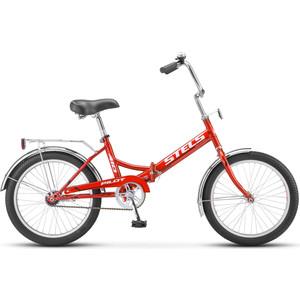 Велосипед Stels Pilot 410 20 Z011 (2018) 13.5 красный