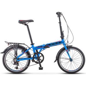 Велосипед Stels Pilot 630 20 V020 (2019) 11.5 темно синий