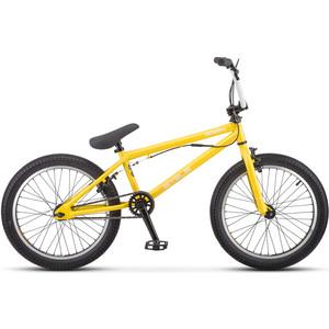 Велосипед Stels Saber 20 V010 (2019) 20.5 желтый велосипед stels xt280 28 v010 2020 23 серый желтый