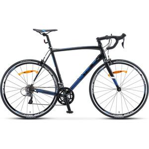 Велосипед Stels XT300 28 V010 (2020) 23 черный/синий велосипед stels xt280 28 v010 2020 23 серый желтый