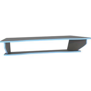 Полка Моби Индиго 10.111 темно-серый