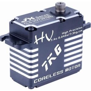Сервомашинка JX Servo стандартная цифровая со стальными шестернями - JX-CLS-HV7307MG