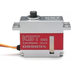 Сервомашинка цифровая KST (6 кг 0,04 сек ) - DS565X