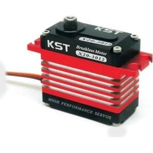 Сервомашинка цифровая бесколлекторная KST (35 кг 0,11 сек ) - X20-3012
