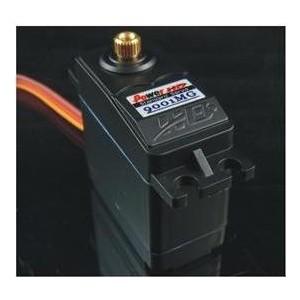 Сервопривод аналоговый Power HD 9.8 кг 0.14с 6V (металл. шестерни) STANDART size - HD-9001MG