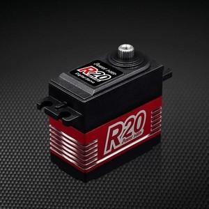 Сервопривод цифровой Power HD HV (20 кг 0.085с 7.4В) 40.7 x 20.5 x 38.5 мм - HD-R20