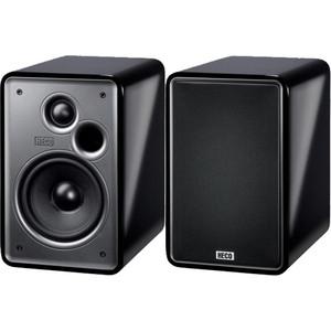 Полочная акустика Heco Music Colors 100 high gloss black (пара)