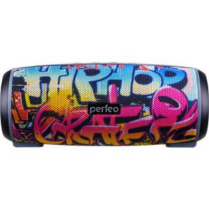 Bluetooth-колонка Perfeo HIP HOP FM граффити