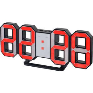 Радиобудильник Perfeo LUMINOUS черный корпус / красная подсветка автомобильный держатель perfeo ph 521 до 6 5 на стекло торпедо черный