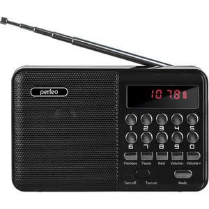 Радиоприемник Perfeo PALM FM+ (i90-BL) black