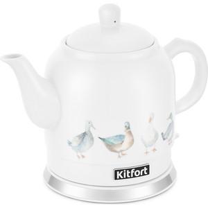 Чайник электрический KITFORT KT-691-2