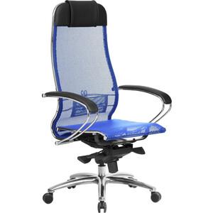 Кресло Метта Samurai S-1.03 синий
