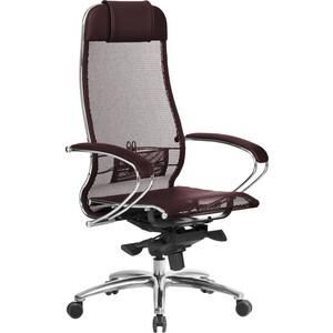 Кресло Метта Samurai S-1.03 темно-бордовый кресло метта samurai s 3 03 синий