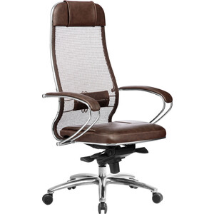 Кресло Метта Samurai SL-1.03 темно-коричневый