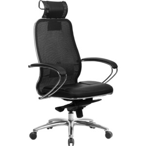 Кресло Метта Samurai S-2.03 черный плюс