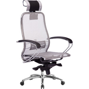 Кресло Метта Samurai S-2.03 серый