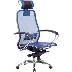 Кресло Метта Samurai S-2.03 синий кресло метта samurai s 3 03 синий