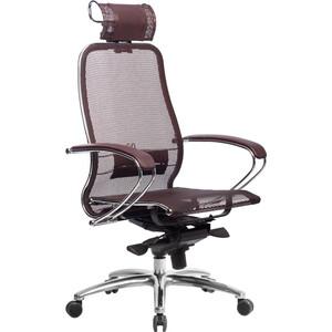 Кресло Метта Samurai S-2.03 темно-бордовый кресло метта samurai s 3 03 синий