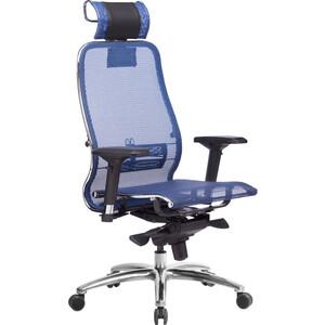 Кресло Метта Samurai S-3.03 синий