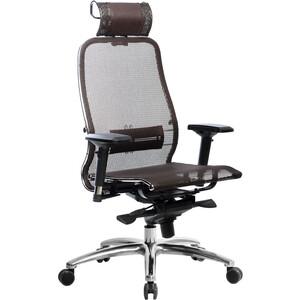Кресло Метта Samurai S-3.03 темно-коричневый кресло метта samurai s 3 03 синий