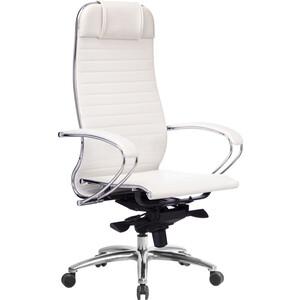 Кресло Метта Samurai K-1.03 белый лебедь фото