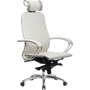 Кресло Метта Samurai K-2.03 белый лебедь фото