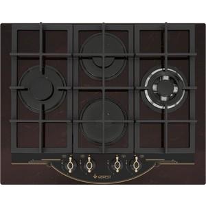 Газовая варочная панель GEFEST ПВГ 2231-01 P55 p55 3 кожух