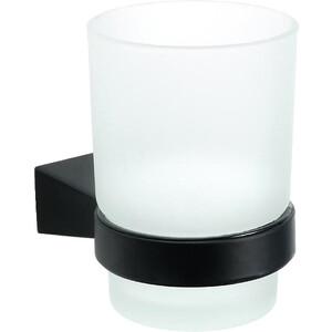 Подстаканник Fixsen Trend черный, одинарный (FX-97806)