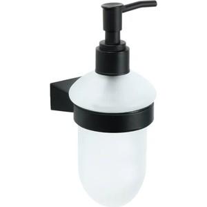 Дозатор для мыла Fixsen Trend черный (FX-97812)