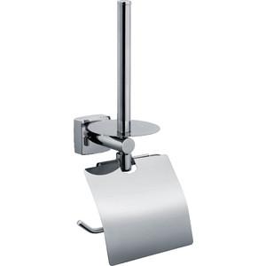 Держатель туалетной бумаги Fixsen Kvadro хром (FX-61310E)