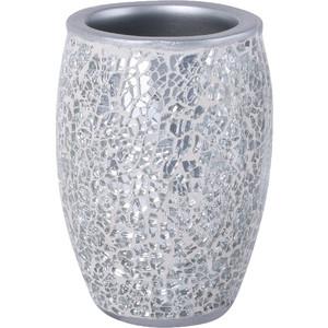 Стакан Fixsen Snow серебро, хром (FX-260-3)
