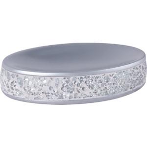 Мыльница Fixsen серебро, хром (FX-260-4) мыльница fixsen coin fx 250 4